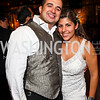 Photo by Tony Powell. Elvis Cordova, Elisa Montoya. Noche de Gala 2010. Mayflower Hotel. September 14, 2010